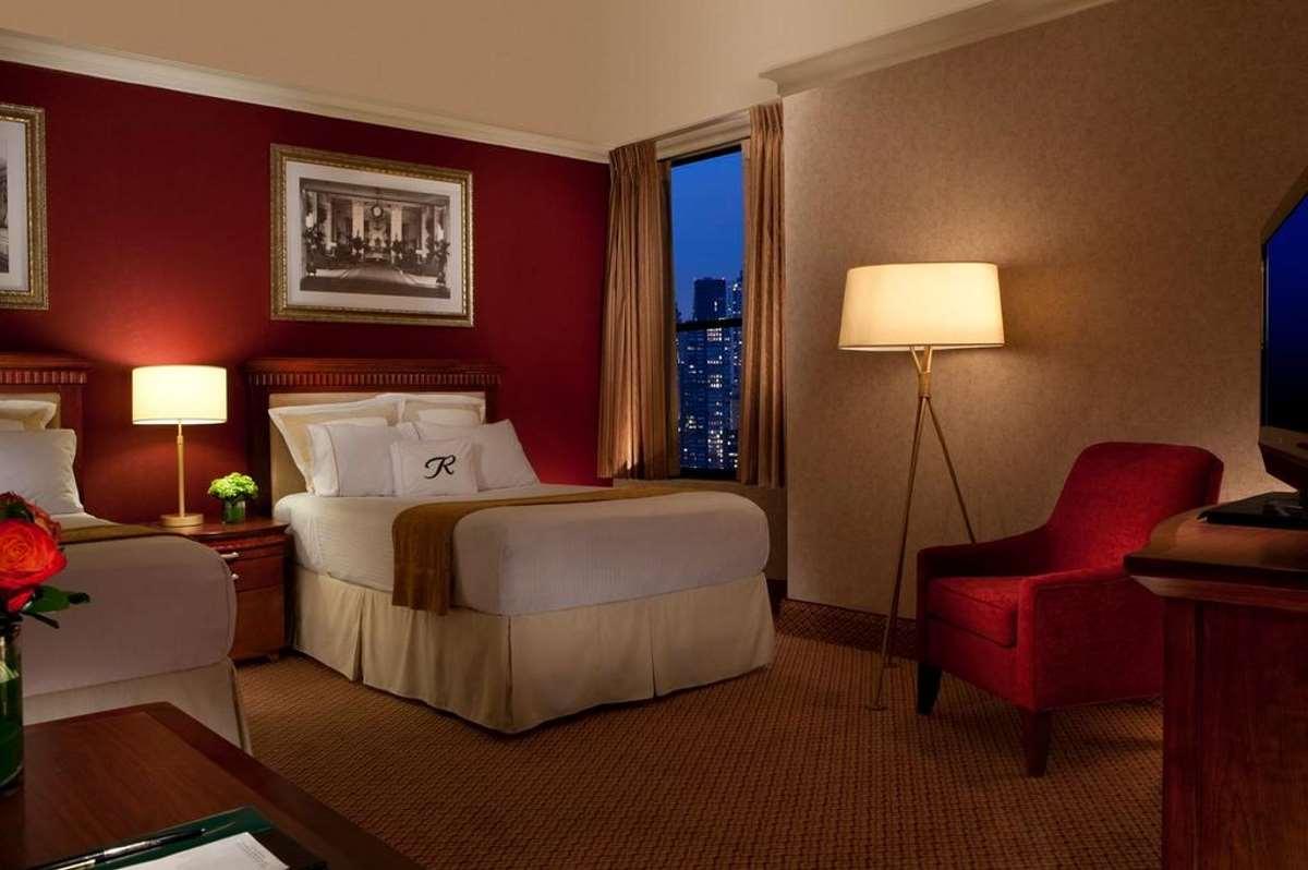 Roosevelt Hotel, δίκλινο δωμάτιο