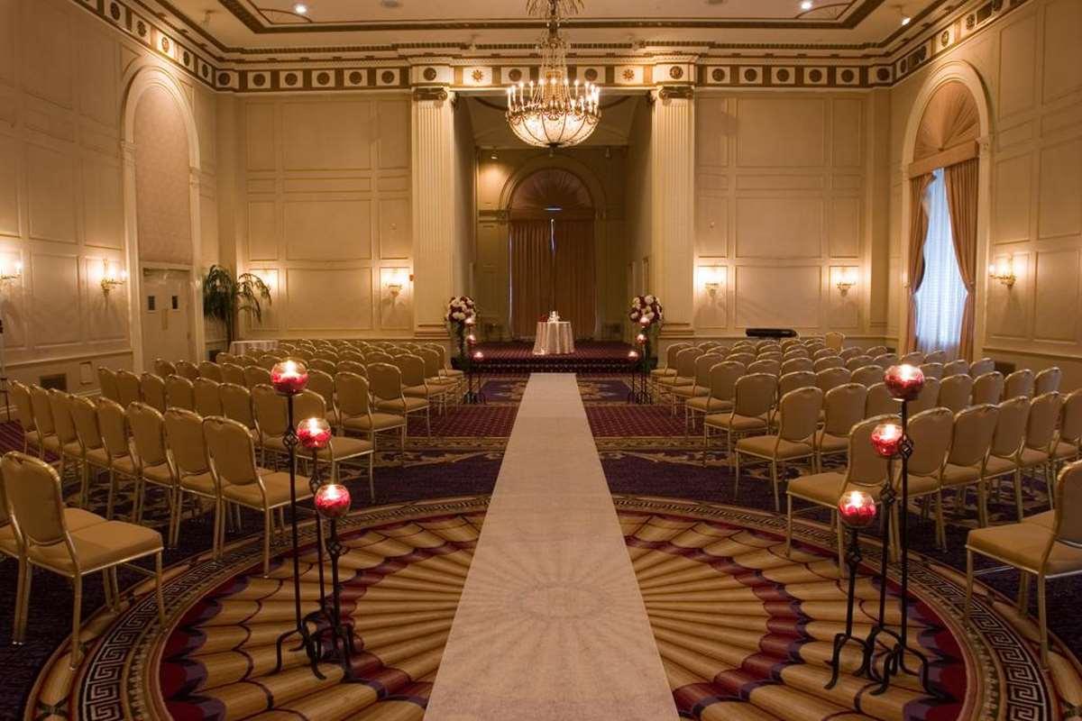 Roosevelt Hotel, χώρος για τελετές