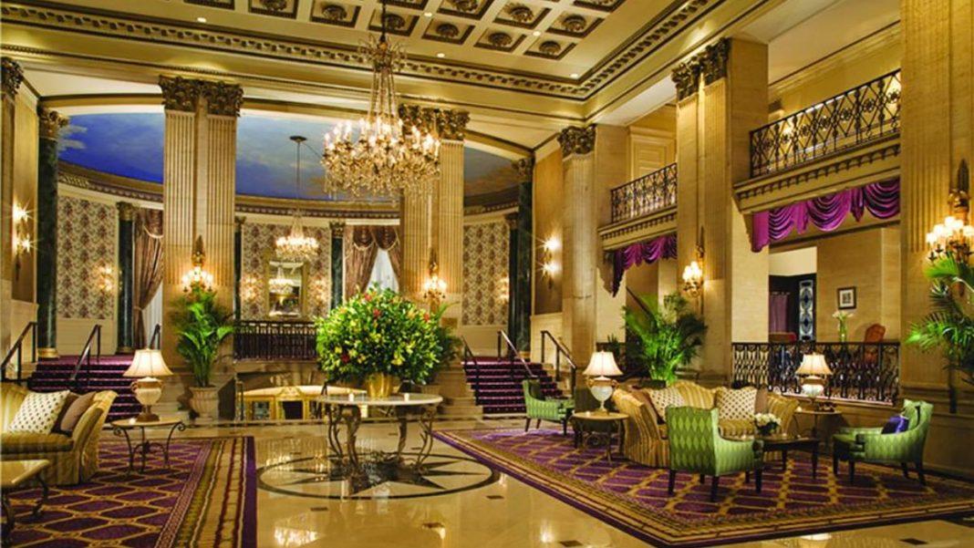 Roosevelt Hotel - Νέα Υόρκη