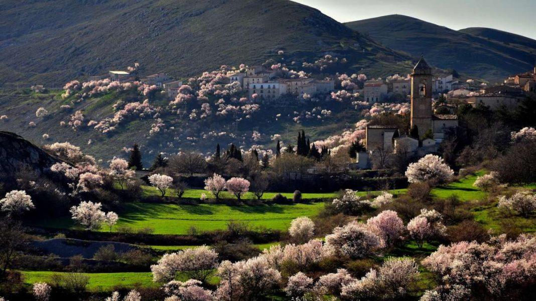ωραιότερα χωριά της Τοσκάνης Santo Stefano di Sessanio