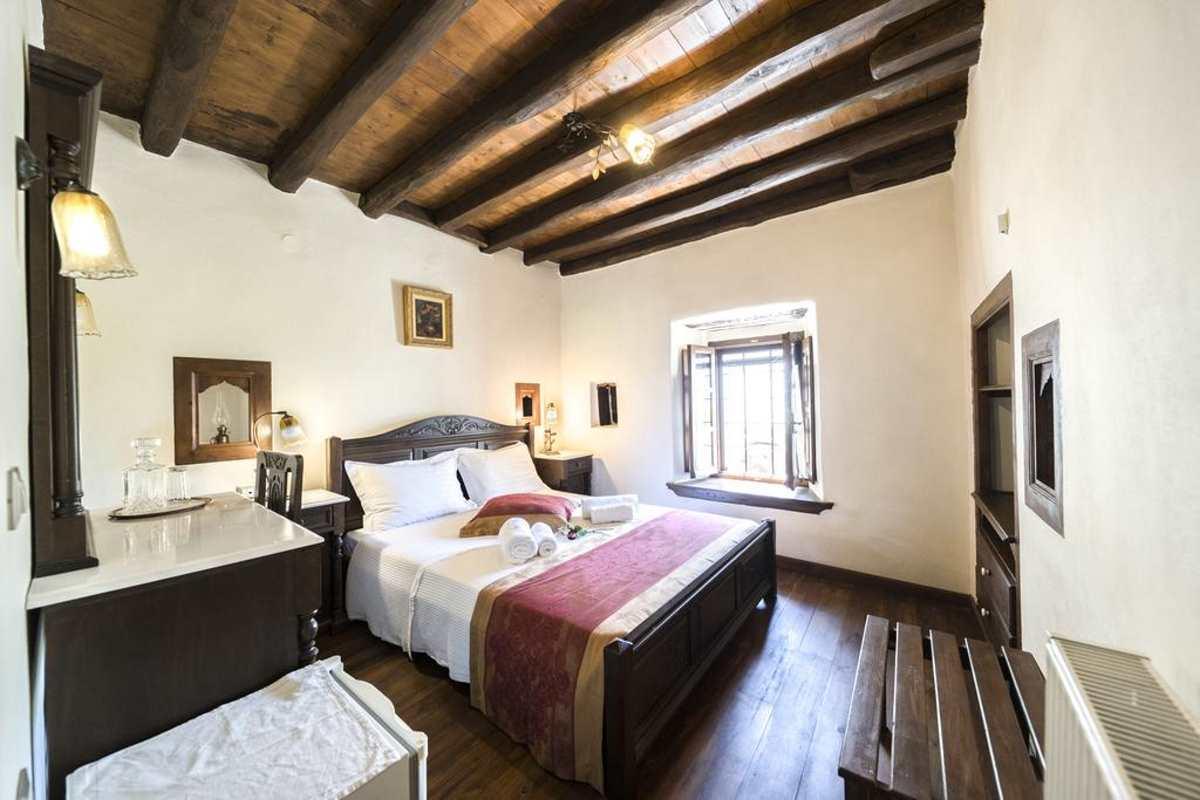 Traditional Mansion Evilion, παραδοσιακός ξενώνας