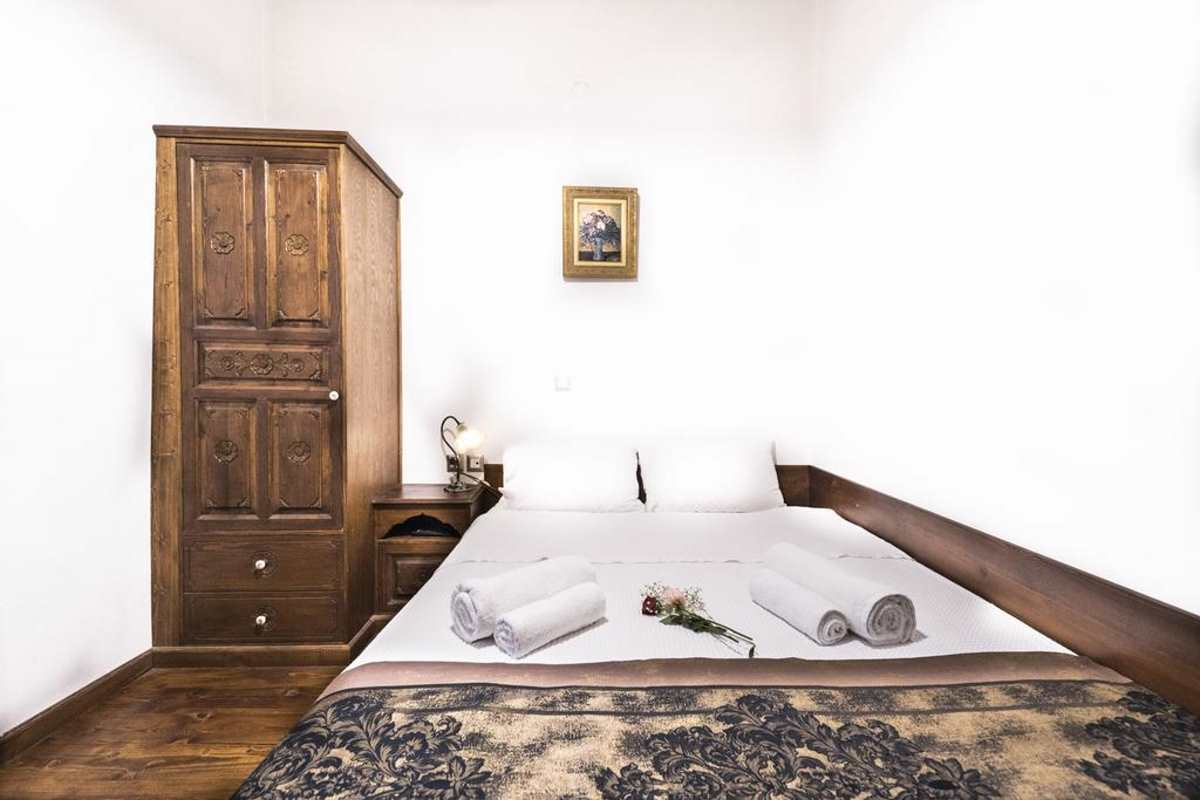 Traditional Mansion Evilion, δίκλινο δωμάτιο