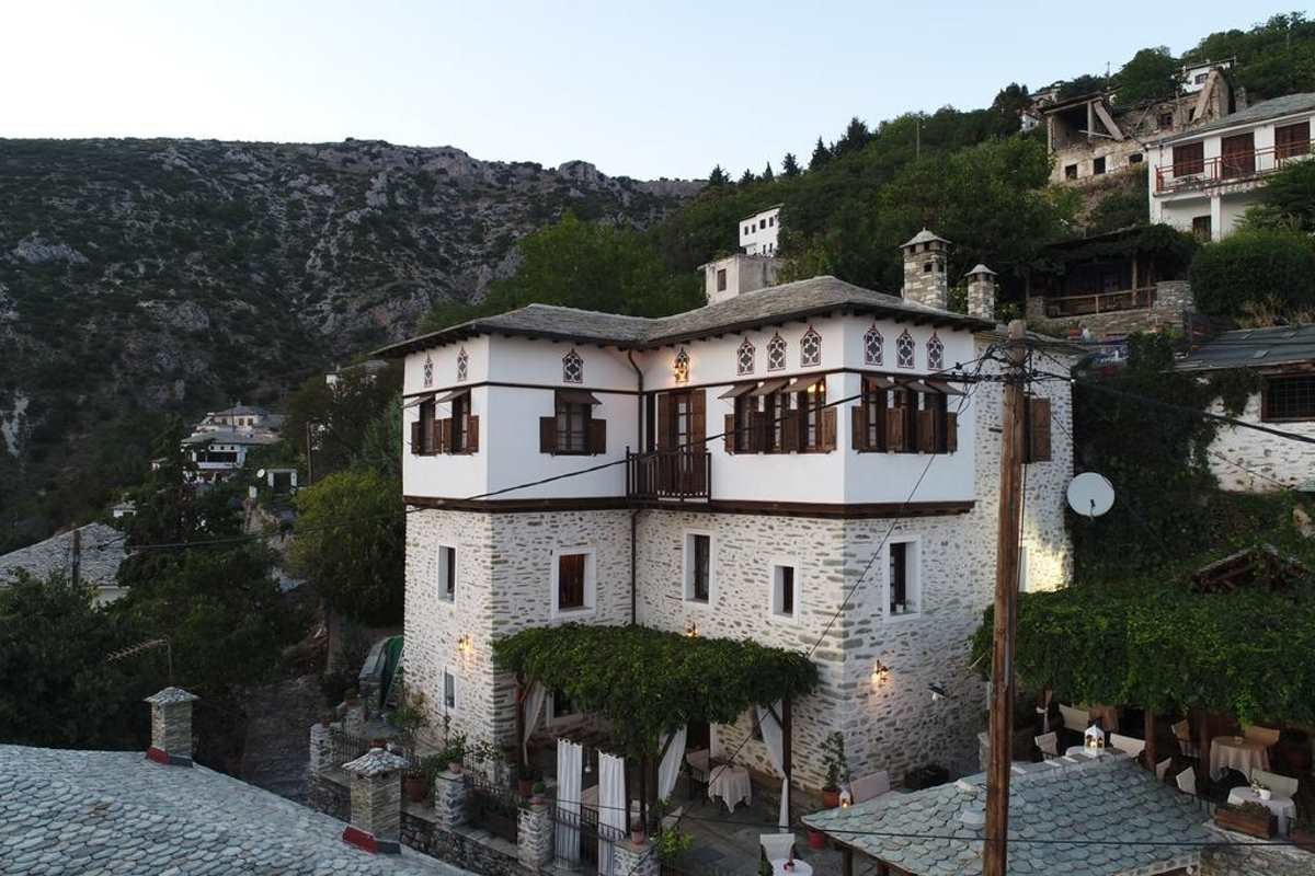 Traditional Mansion Evilion, Μακρινίτσα