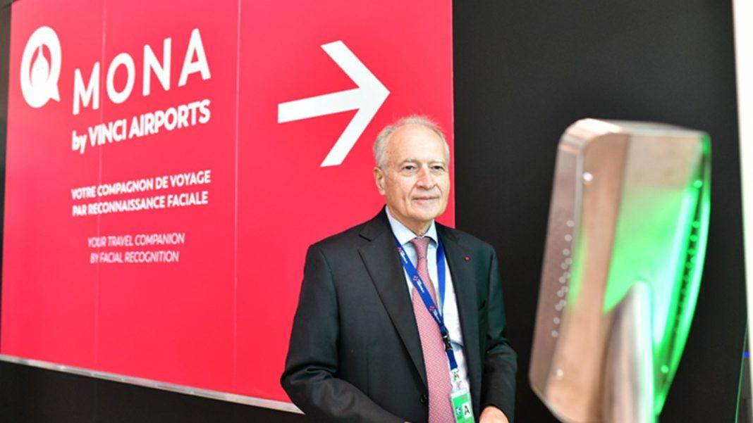 Εφαρμογή Mona Vinci Airports
