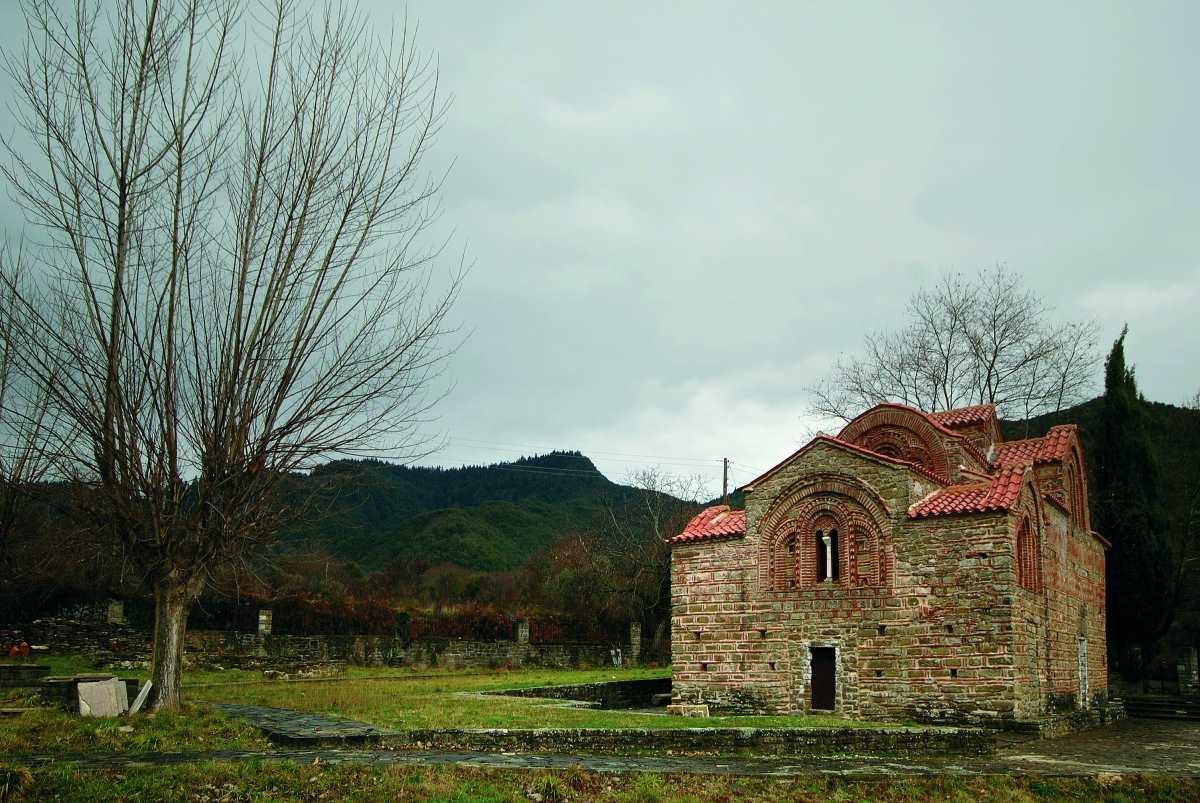 Βουλγαρέλι, το καταπράσινο χωριό της Άρτας