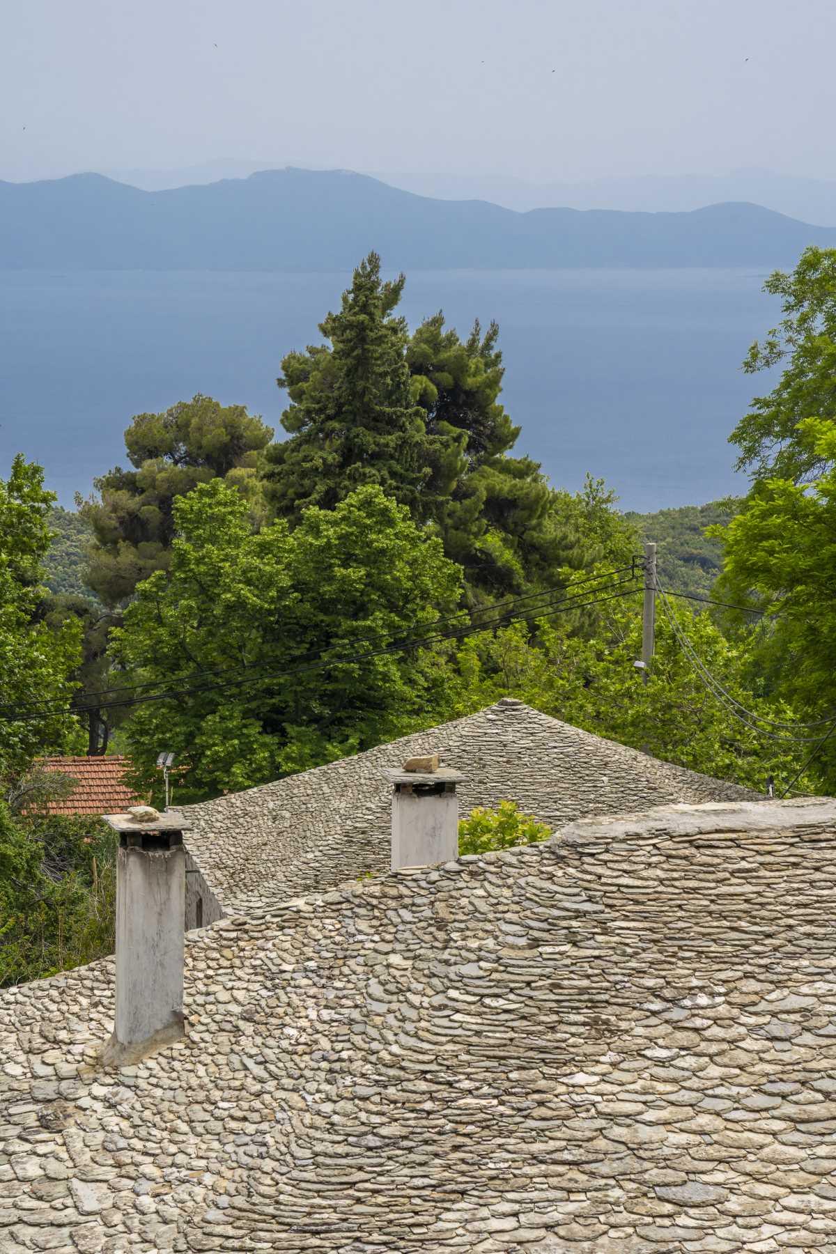 θέα από τη Βυζίτσα