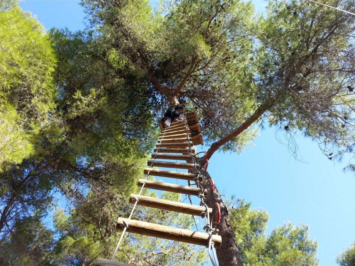 adventure park skala