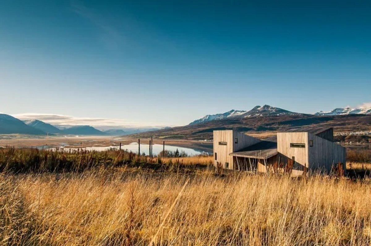 airbnb top10 λίστα σπιτιών Ισλανδία
