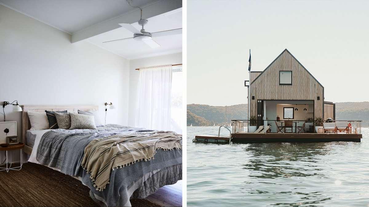 airbnb top10 λίστα σπιτιών πλωτή κατοικία