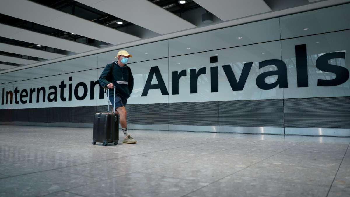 νέες αεροπορικές οδηγίες για επιβάτες που κάνουν αεροπορικά ταξίδια