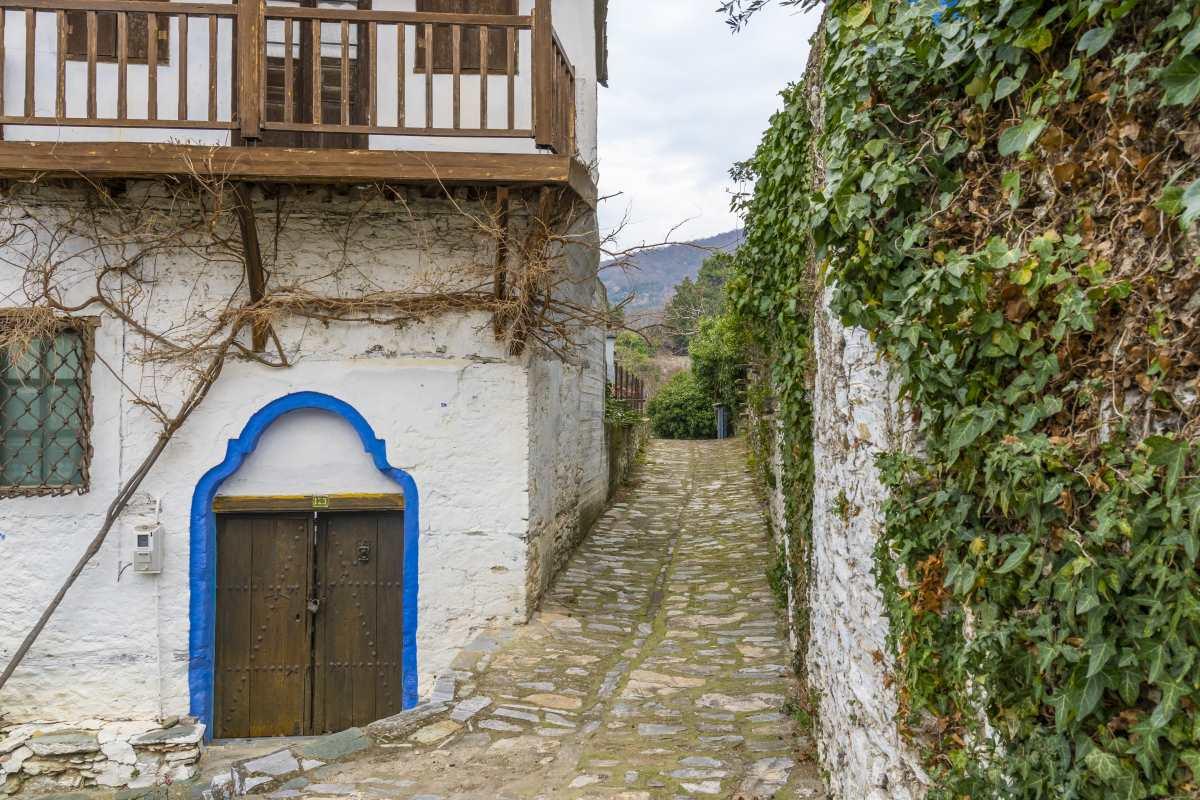 Αμπελάκια Λάρισα, βόλτα στο χωριό