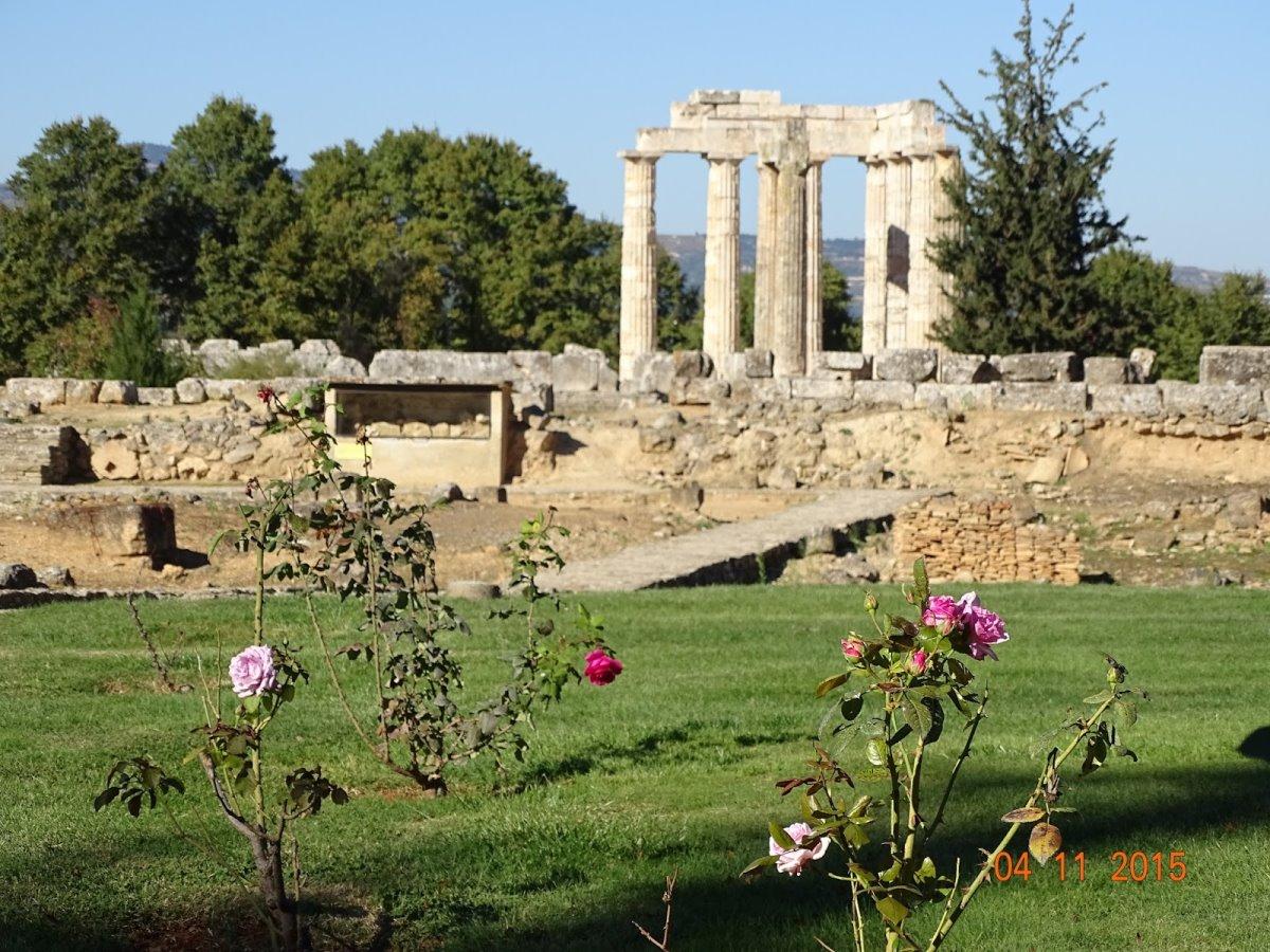 Αρχαιολογική Νεμέα μονοήμερη 28η Οκτωβρίου αρχαιολογικός χώρος