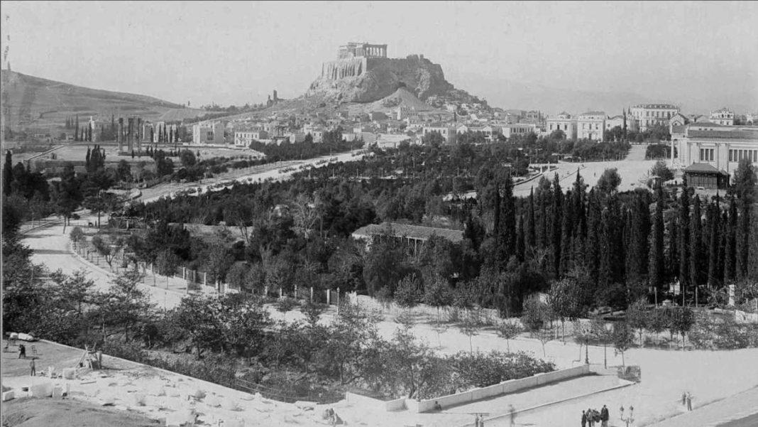 Παλιά Αθήνα Ιλισσός