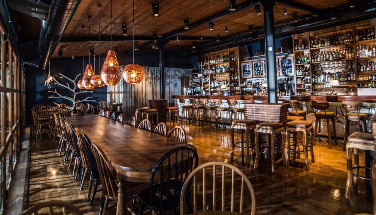 Μπαράκια Αθήνα Theory Bar and More