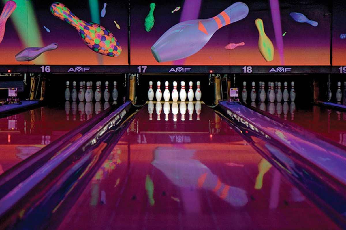 μπλάνος bowling
