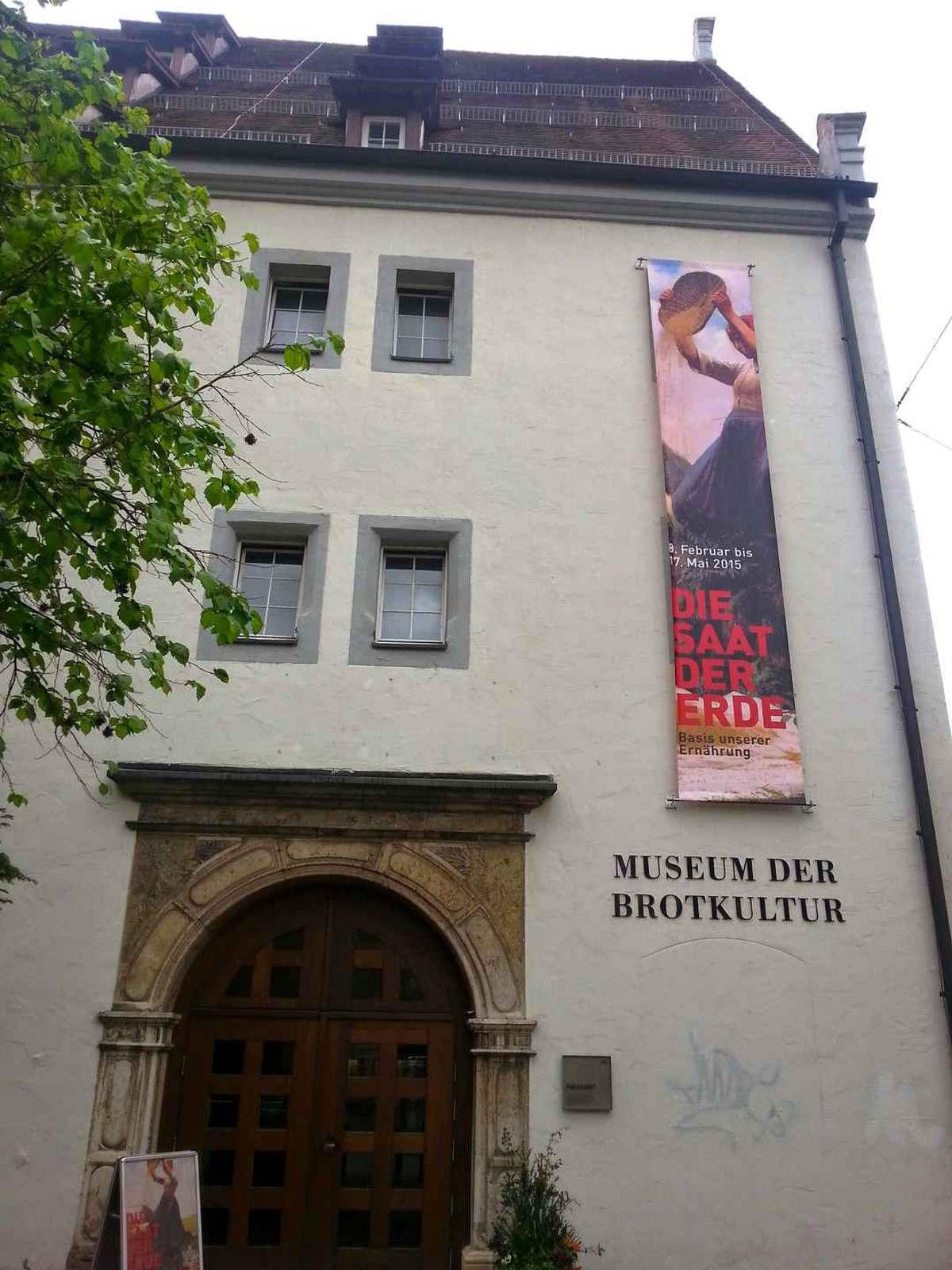 Μουσείο Der Brotkultur, Γερμανία , εξωτερική εικόνα