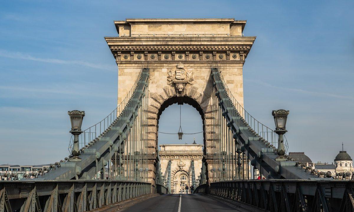 Βουδαπέστη, γέφυρα