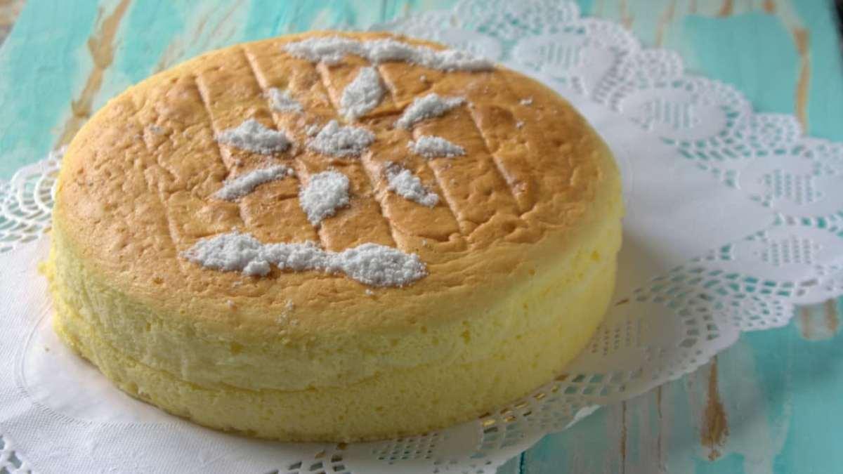 Fluffy Cheesecake, Ιαπωνία άγνωστο γλυκό