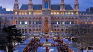 Βιέννη: Οι χριστουγεννιάτικες αγορές της είναι έτοιμες να ανοίξουν!