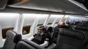 Έρευνα Harvard: Ασφαλές το ταξίδι με αεροπλάνο λόγω εξαερισμού!