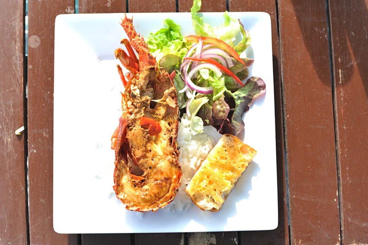 Καραβίδες top εμπειρία φαγητού Νέα Ζηλανδία