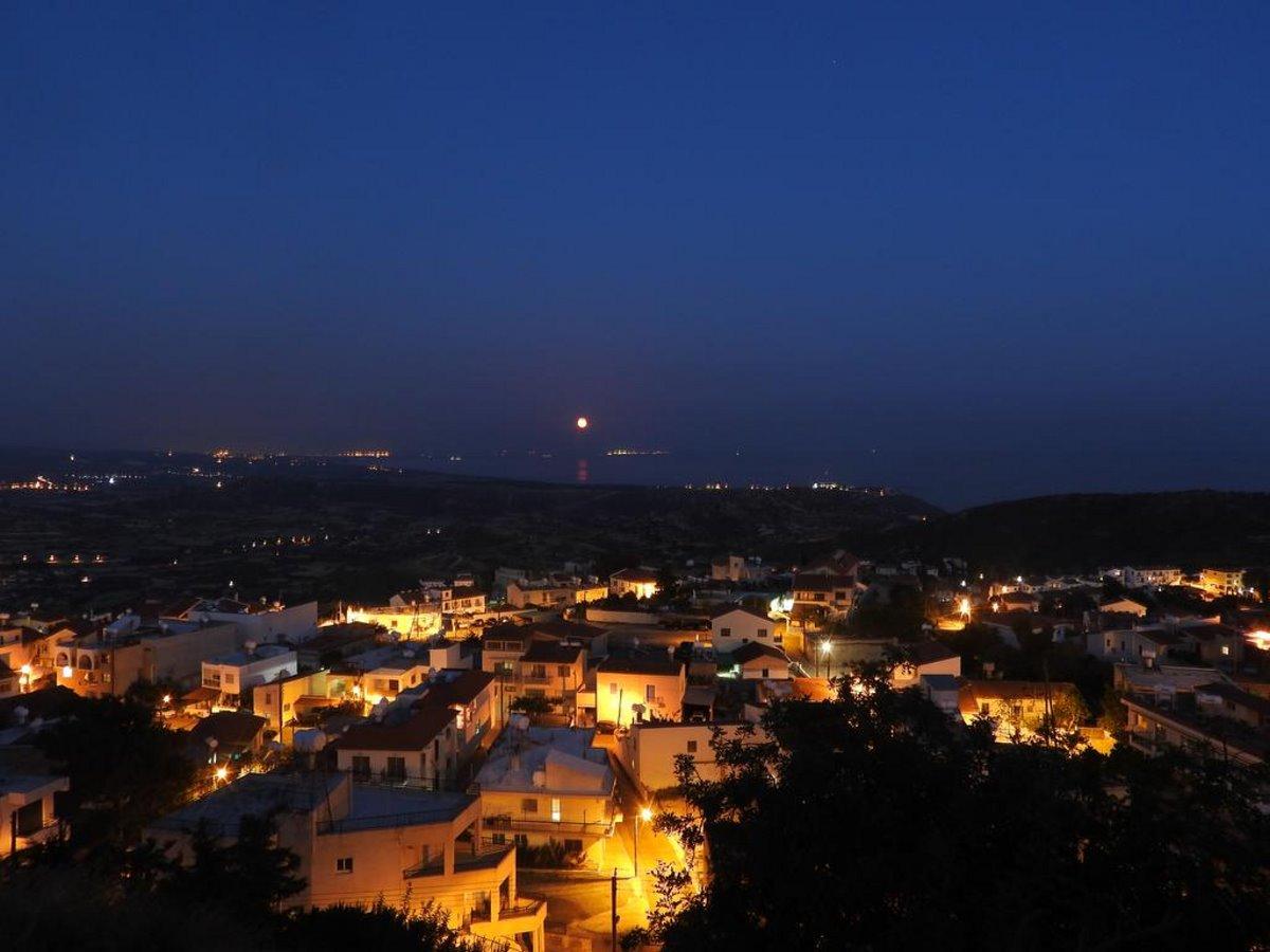 κύπρος νυχτερινός ουρανός
