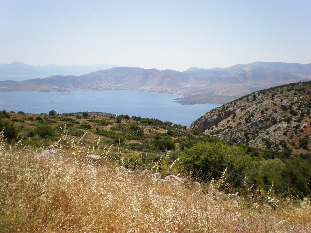 Ιτέα-Δεσφίνα δρόμος 1 μονοήμερη 4 στάσεις Στερεά Ελλάδα