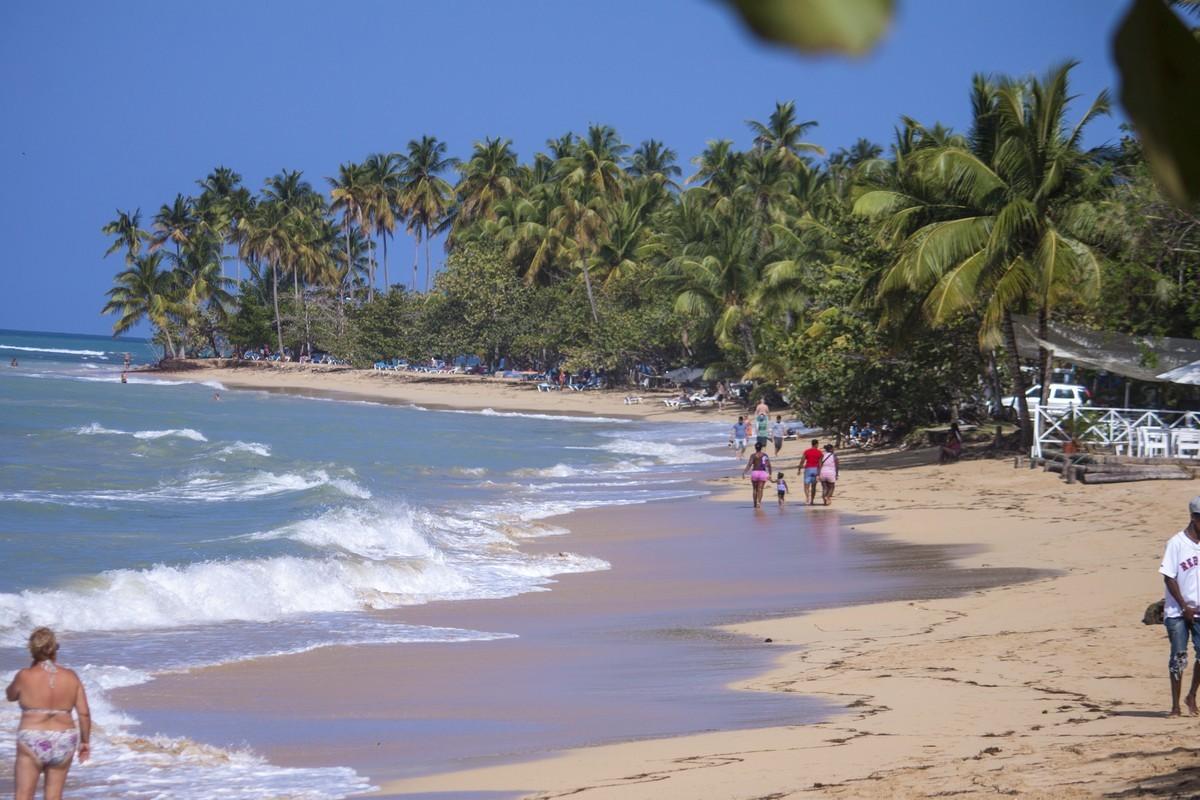 Δομινικανή Δημοκρατία παραλία