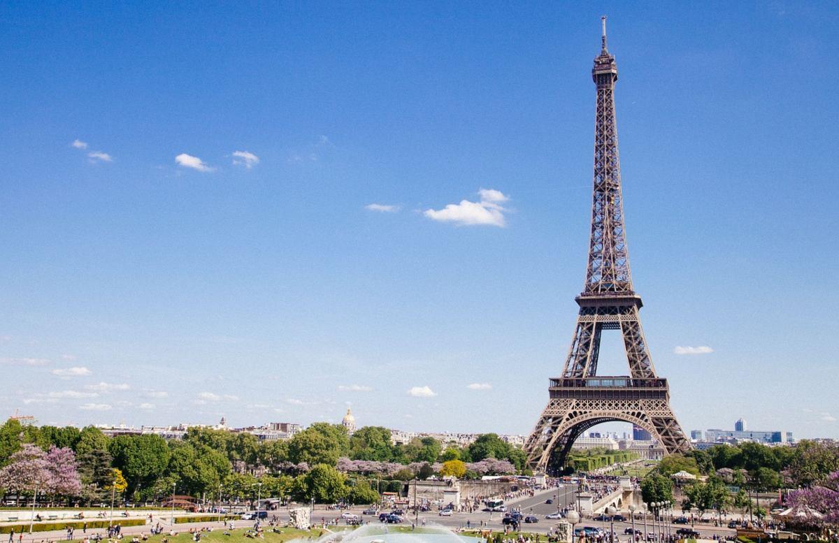 Πύργος του Άιφελ, Παρίσι, Γαλλία