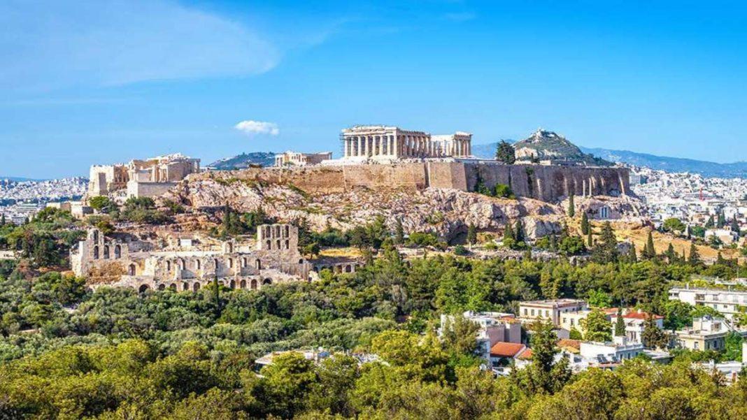 Ελλάδα Αθήνα Ακρόπολη