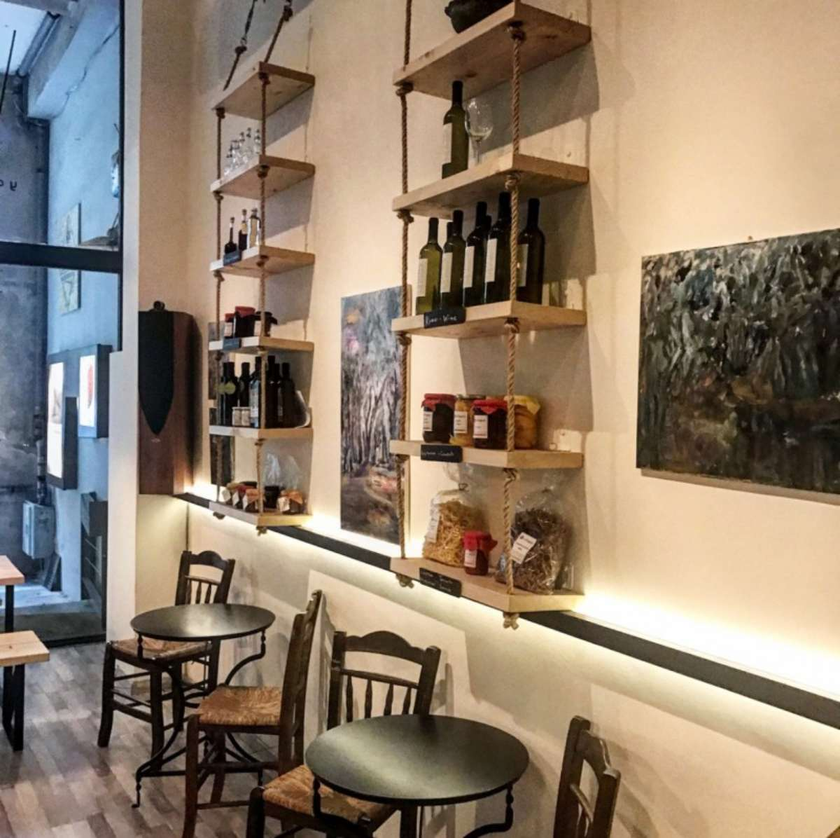 Ευτοπία καφενείο Αθήνα