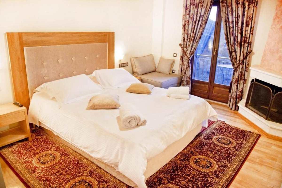 ξενοδοχείο Evola, δωμάτιο