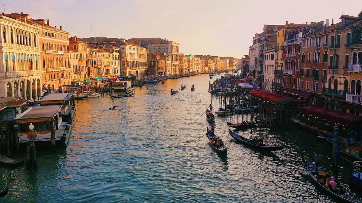 Βενετία, Ιταλία