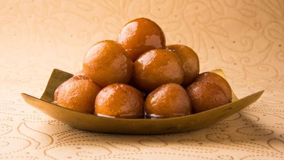 Gulab Jamun, Ινδία άγνωστο γλυκό