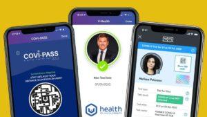 Σε ισχύ το ψηφιακό «διαβατήριο υγείας» από την επόμενη εβδομάδα στο Χίθροου!