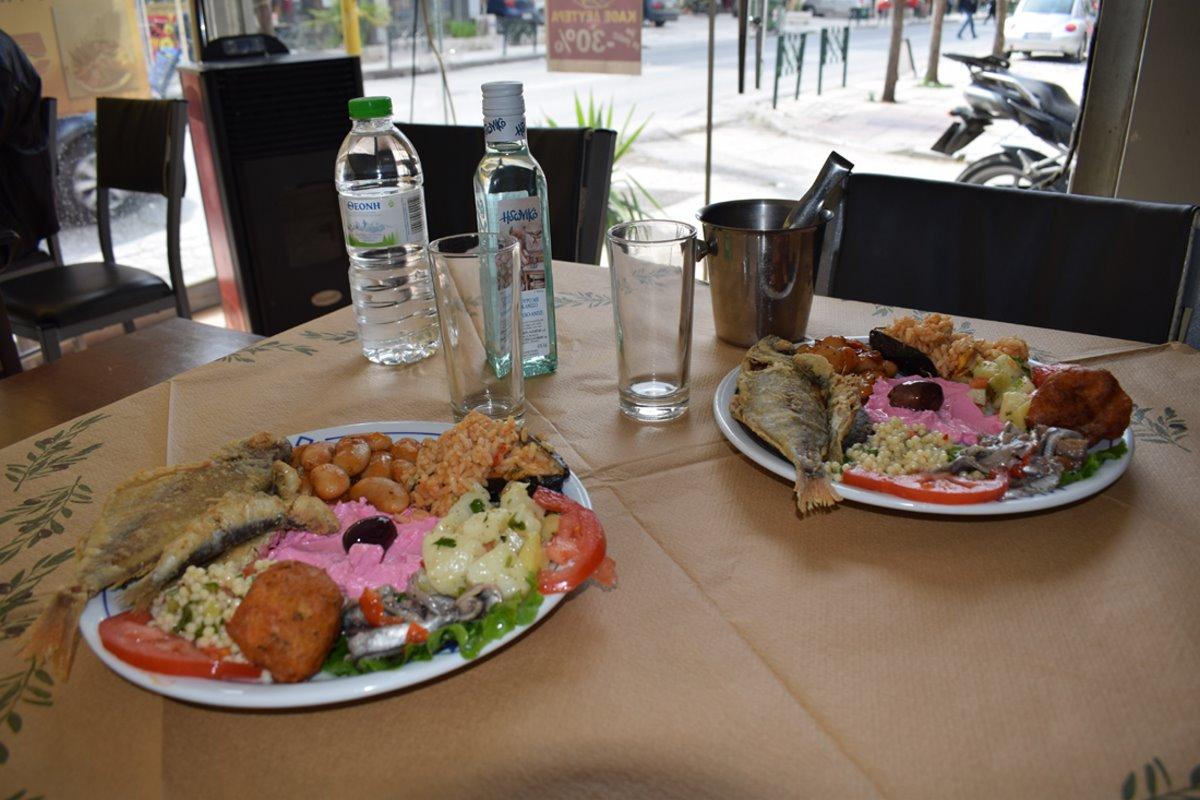 καλύτερα καφενεία Θεσσαλονίκης Cafe Mondo πιάτα