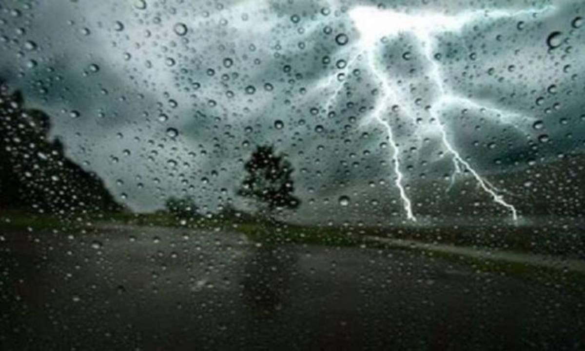 επιδείνωση καιρού 21-10 με βροχές και καταιγίδες