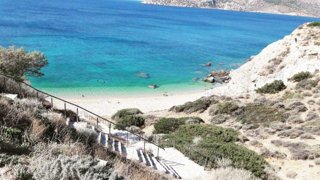 παραλία κοντά Αθήνα Κάπε