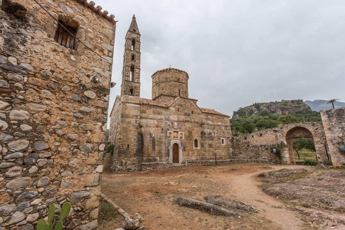 Εκκλησία Αγίου Σπυρίδωνα, Καρδαμύλη