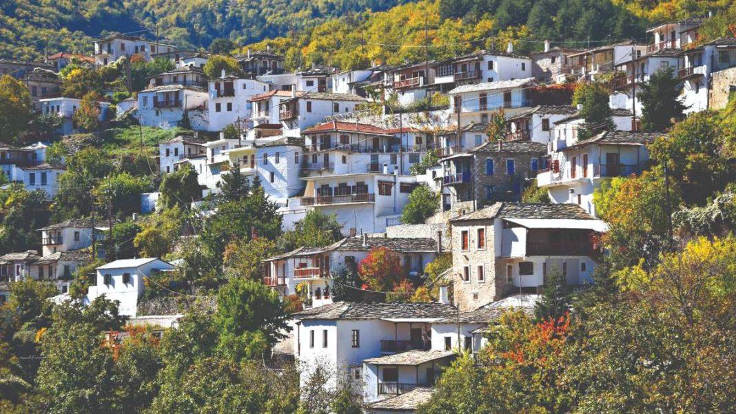 Πελοπόννησος χωριά κρυμμένα μυστικά