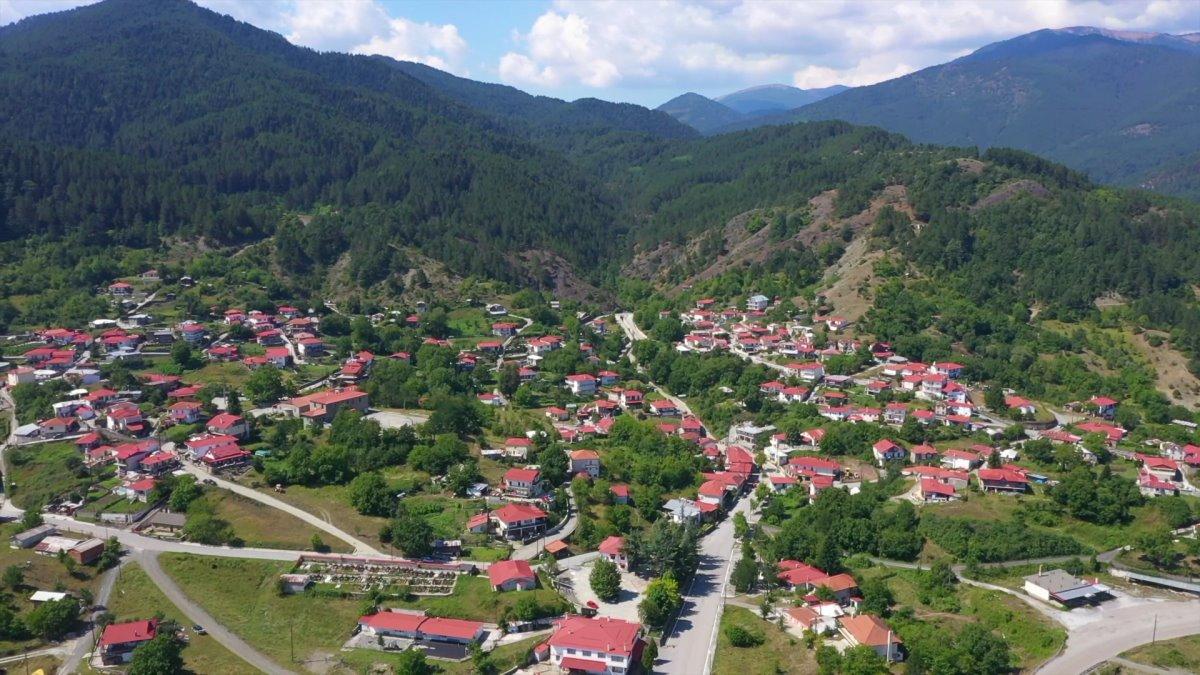 Η Κρανιά στα Γρεβενά με ωραίο τοπίο και ξενώνα