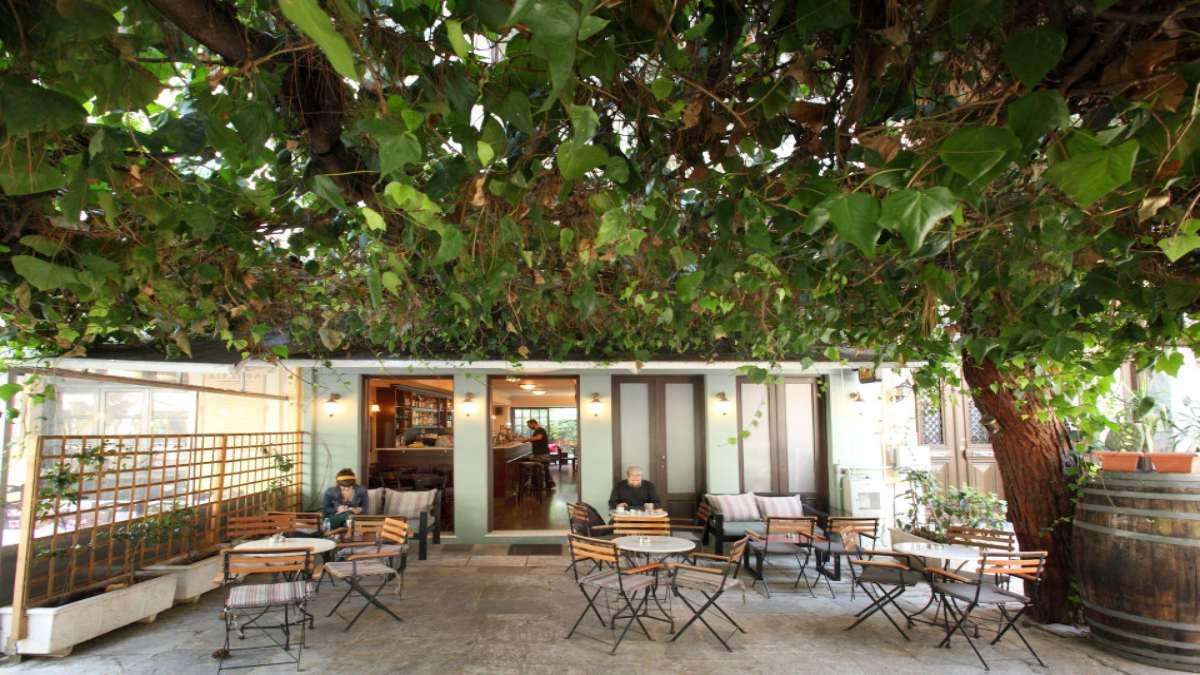 Καφενείον Κυδαθηναίων Αθήνα