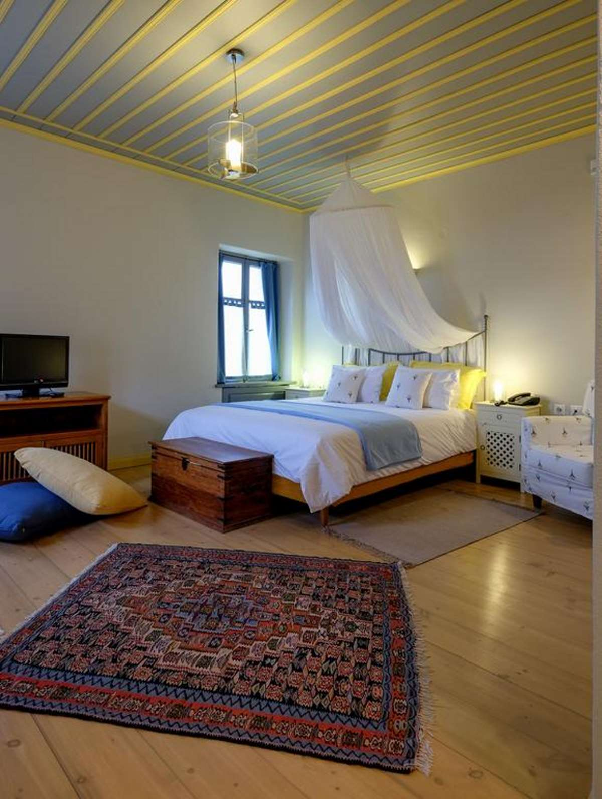Kyriaki Guesthouse, μεγάλο δίκλινο δωμάτιο