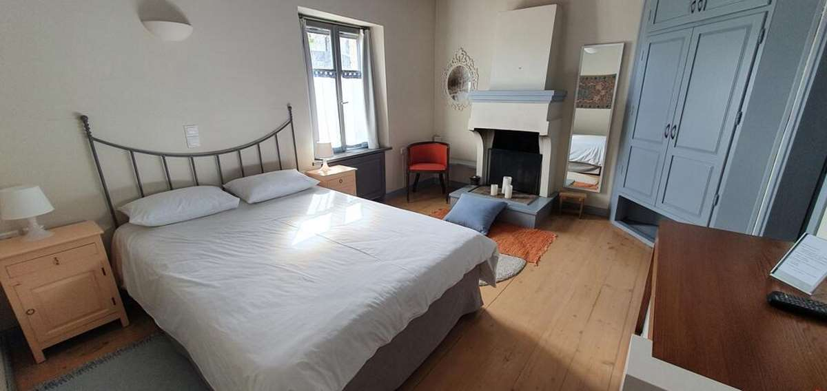 Kyriaki Guesthouse, δίκλινο δωμάτιο