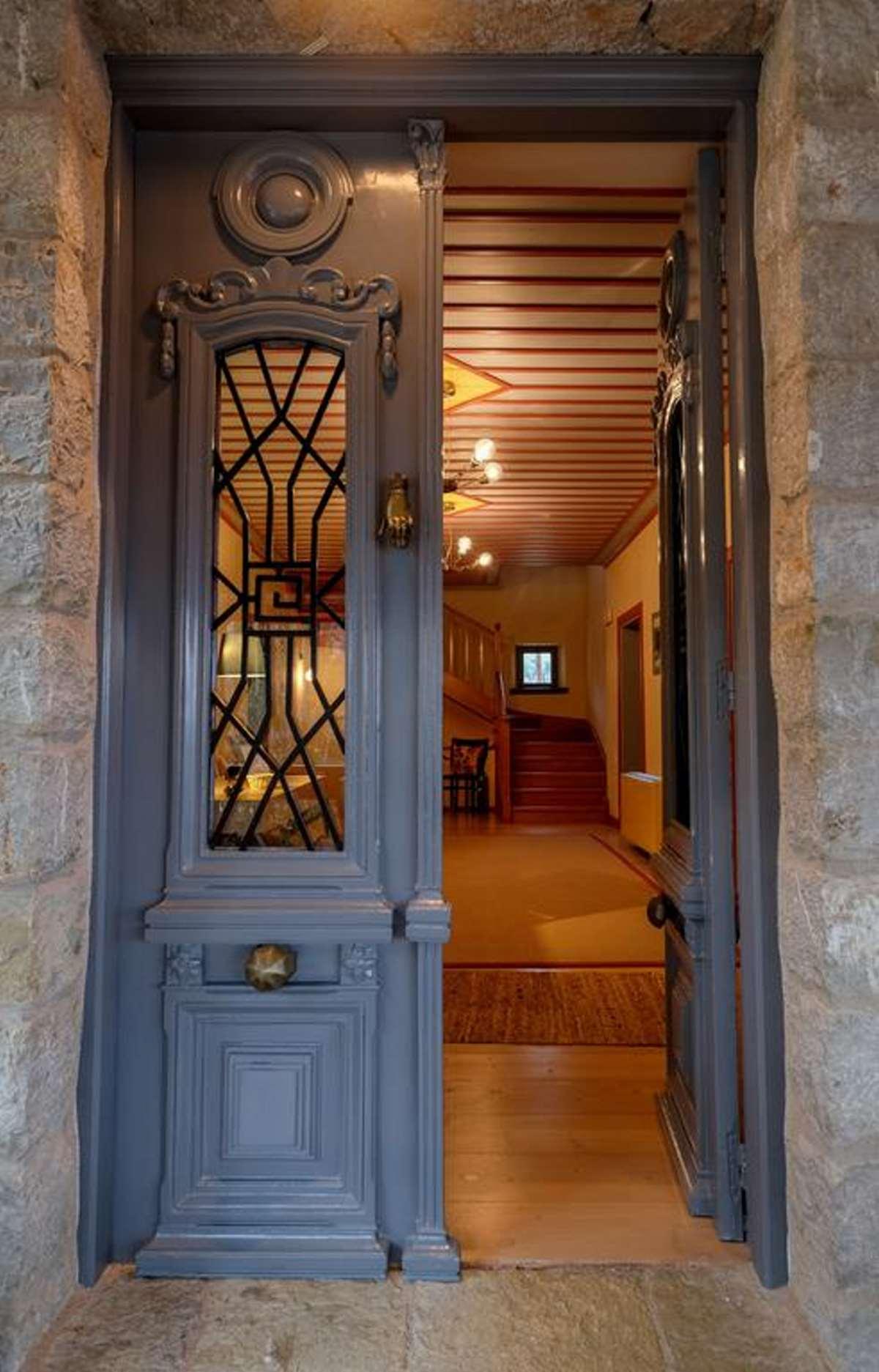 Kyriaki Guesthouse, είσοδος