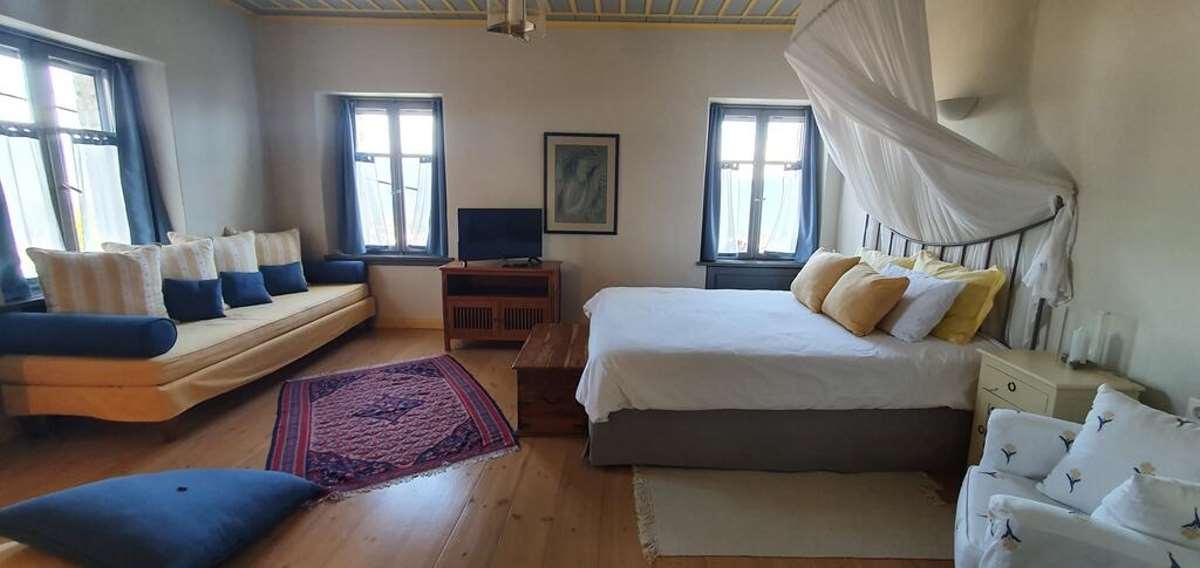 Kyriaki Guesthouse, σουίτα