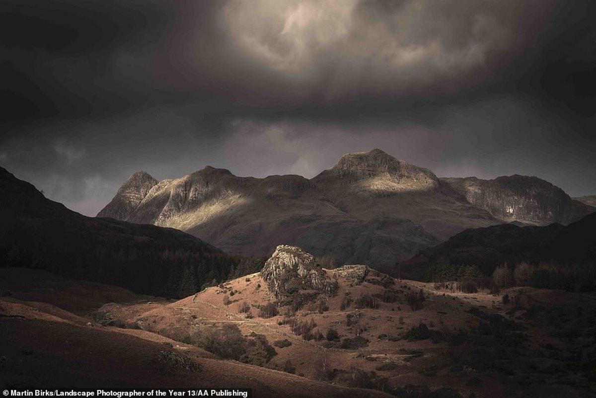 φωτογραφία φύση διαγωνισμός βουνά