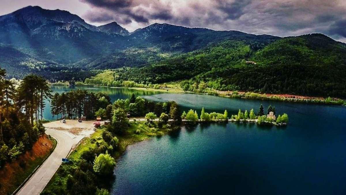 Λίμνη Δόξα Φενεός