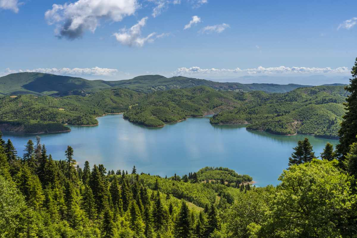 Top προορισμοί Ελλάδα για μετά το lockdown στη Λίμνη Πλαστήρα