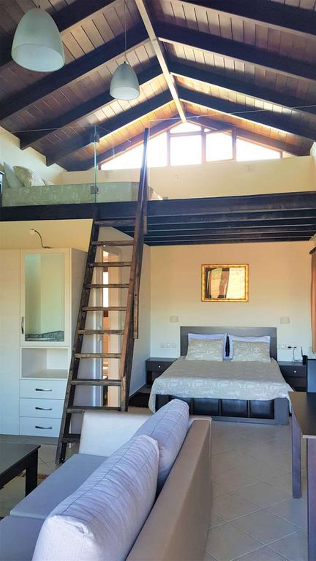 Lithos villas, Αμφίκλεια, μεζονέτα